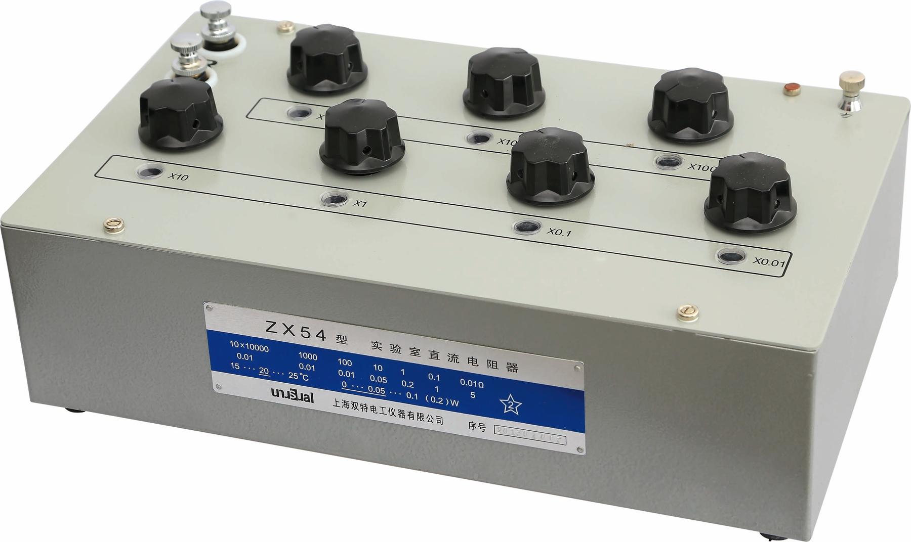 ZX54型直流电阻器