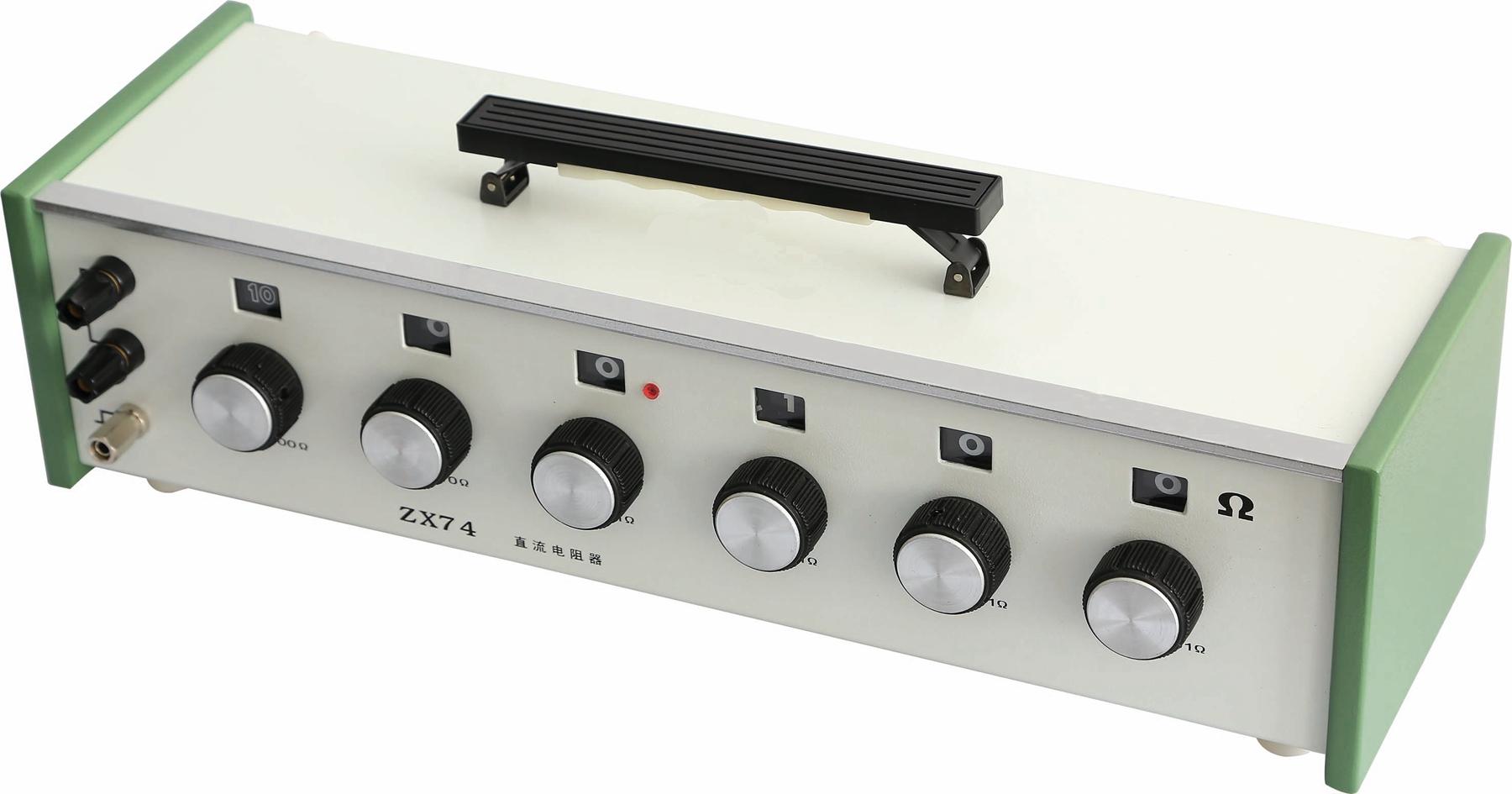 ZX74型直流电阻器