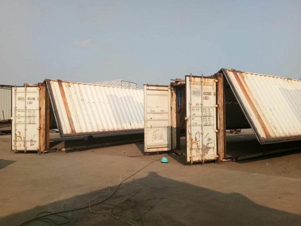 45HQ双飞翼集装箱