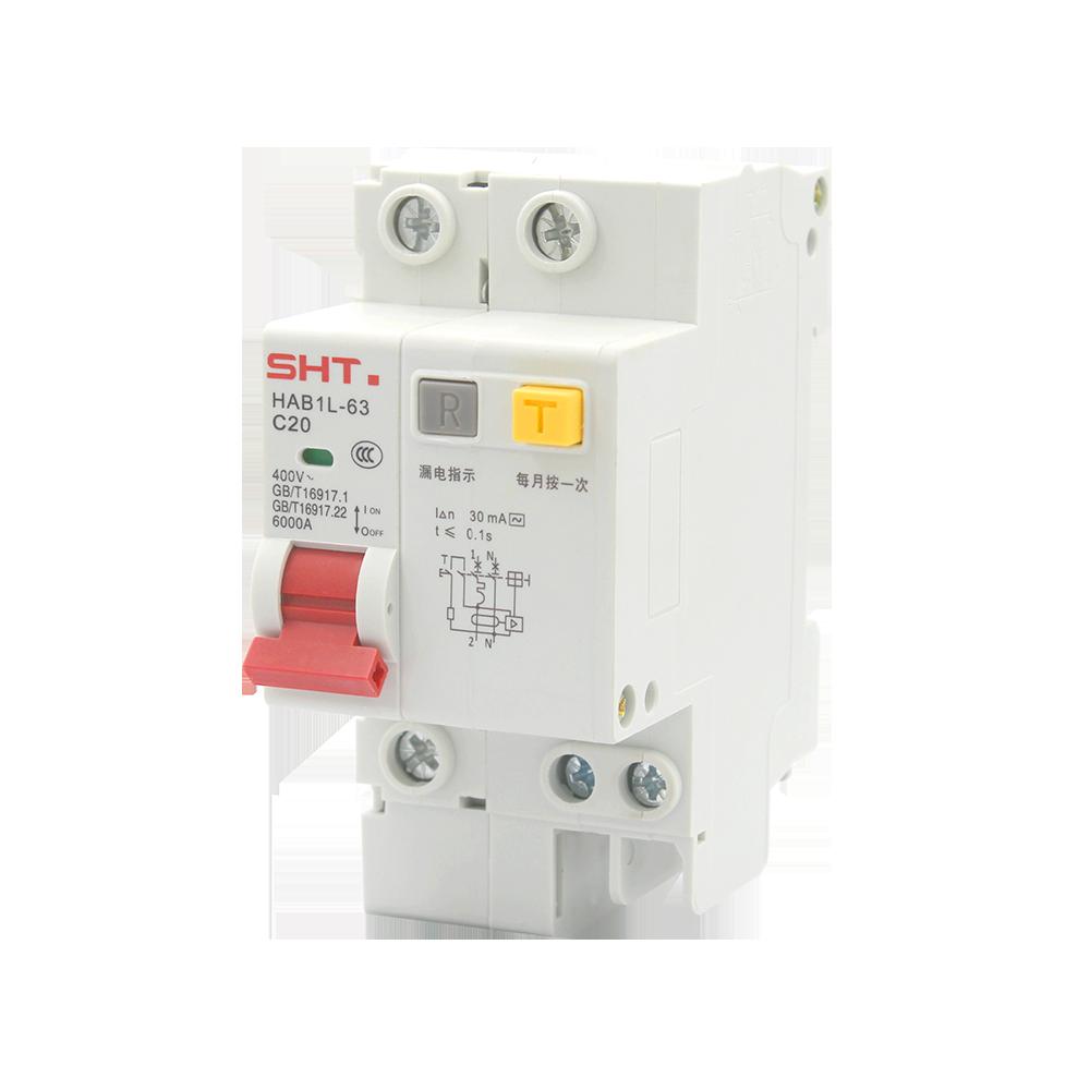 HAB1L系列小型漏电断路器