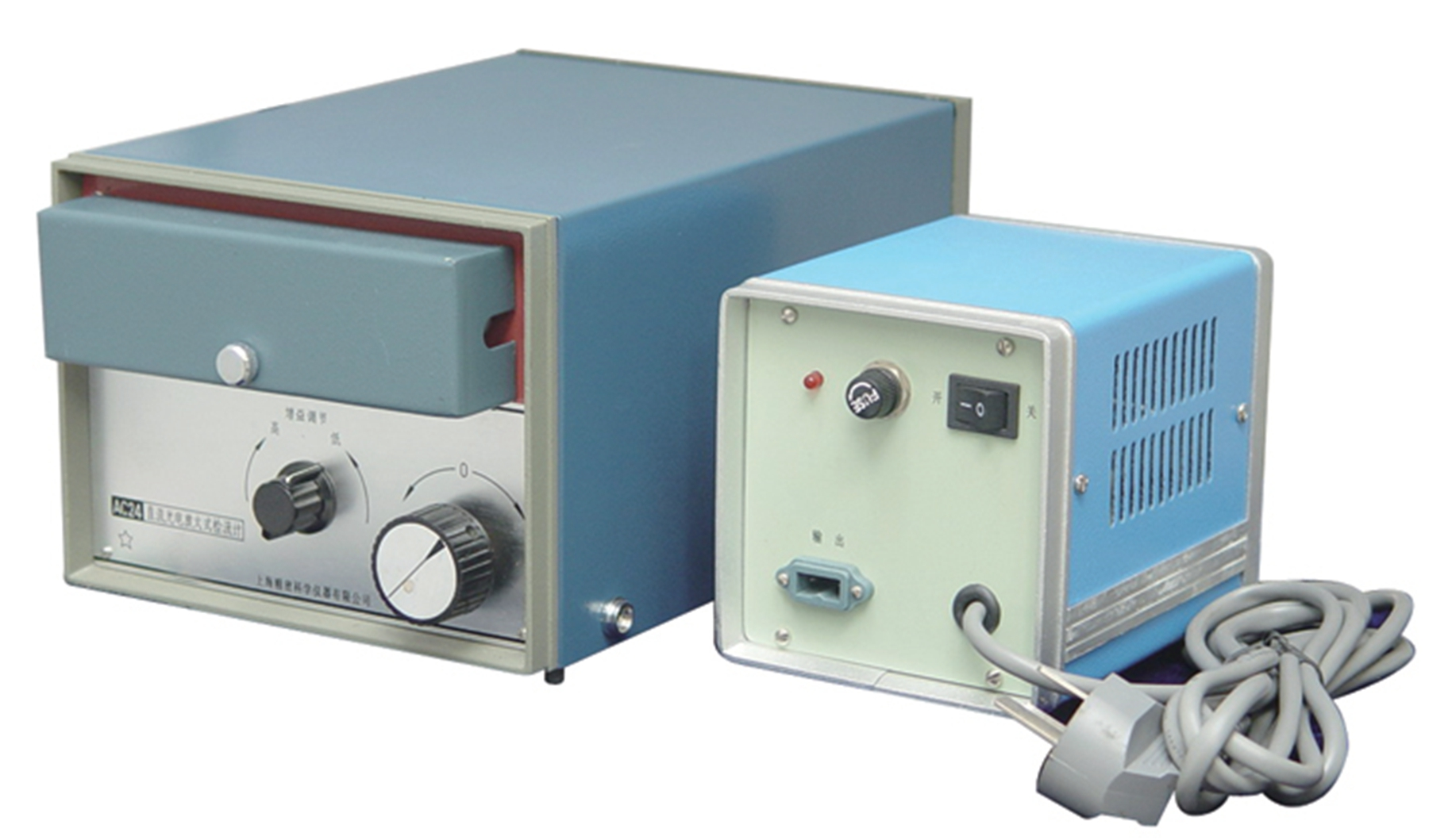 AC24型直流光电放大式检流计