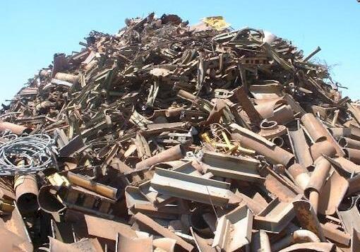 废铁再生资源回收