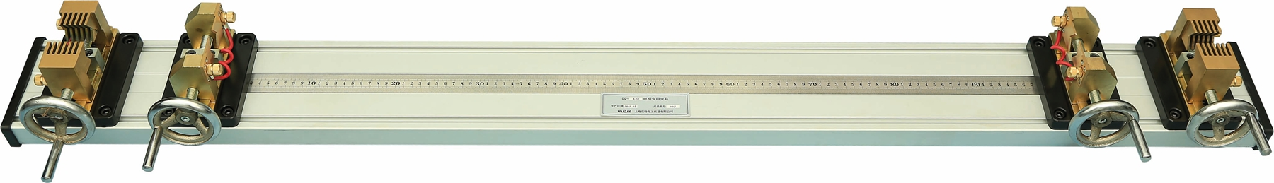 DQ-630型电桥专用夹具