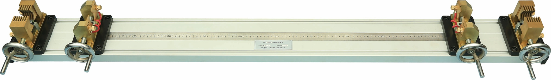 DQ-1200型电桥专用夹具