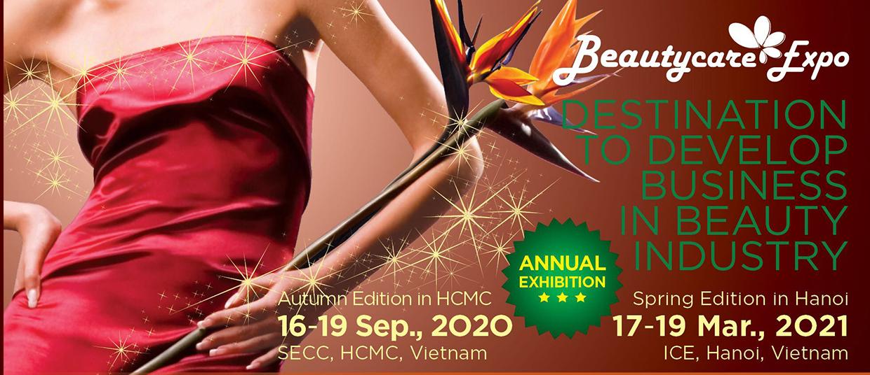 2021年越南河内国际美容美发博览会