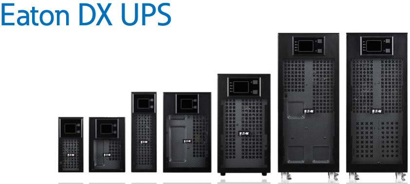 伊顿DX系列UPS(1-20KVA)