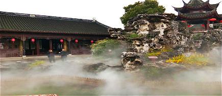 上海人造雾厂商推荐这家.因为专业 值得信赖