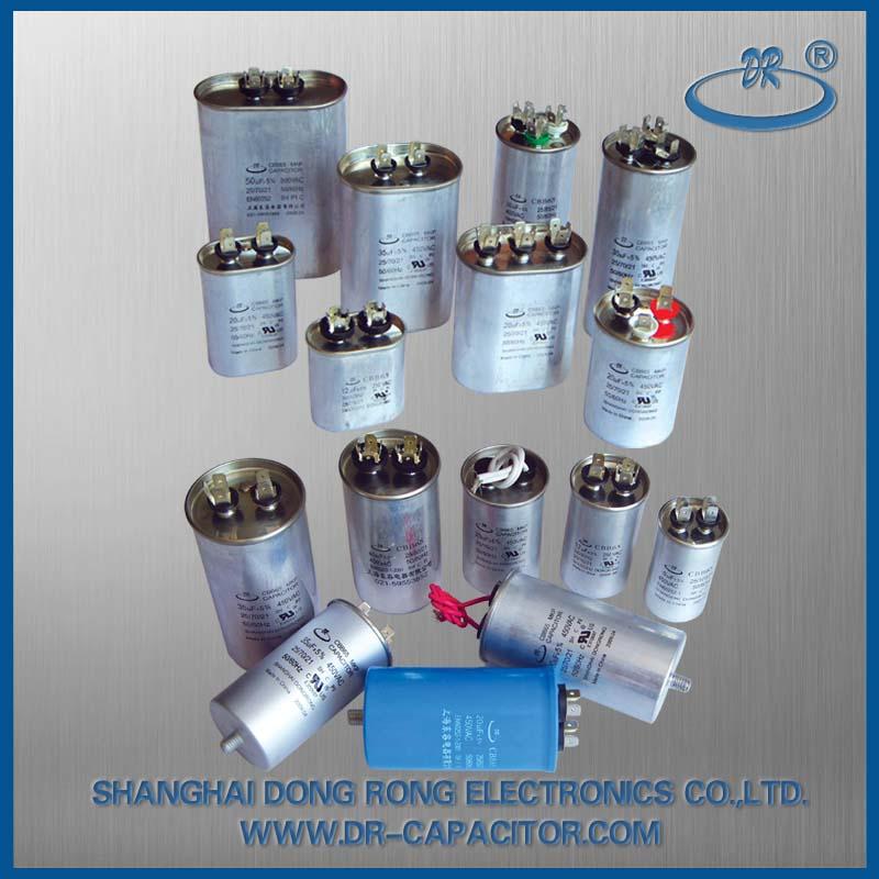 CBB65金属化薄膜电容器