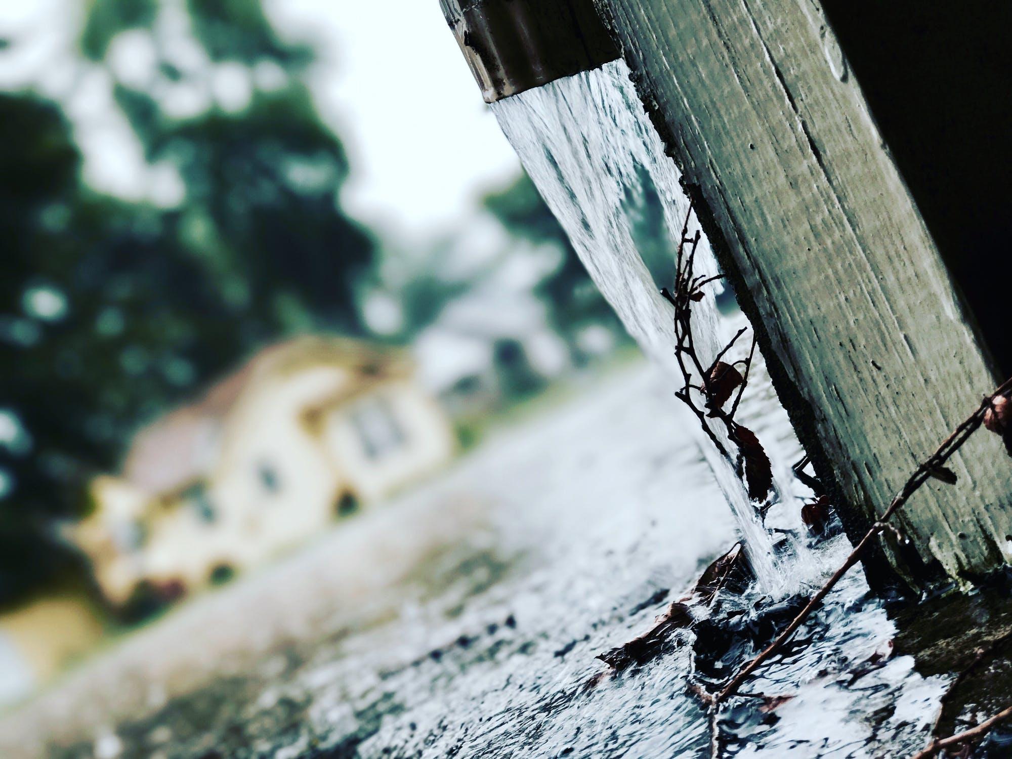 多雨的夏季使用真石漆的注意事項