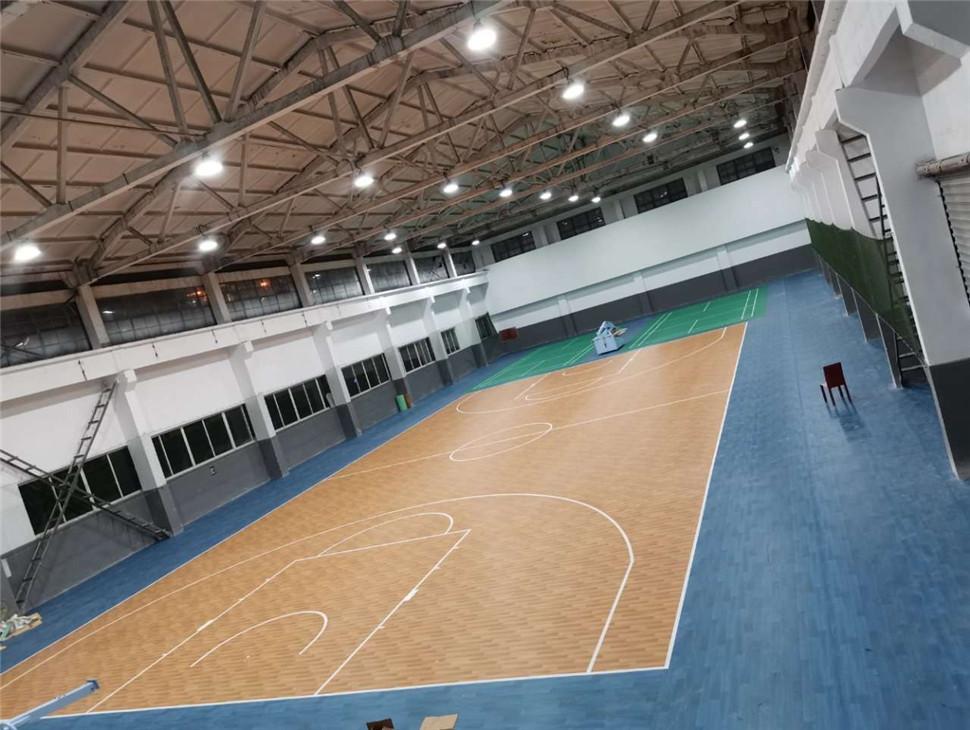 马陆小学体育馆