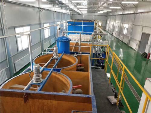 一体化食品加工业污水处理设备