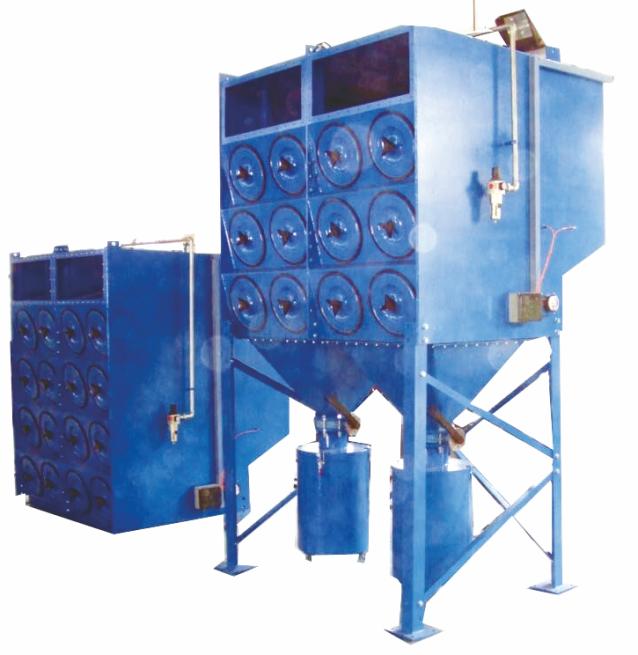 WFD-LTC滤筒组合式除尘器