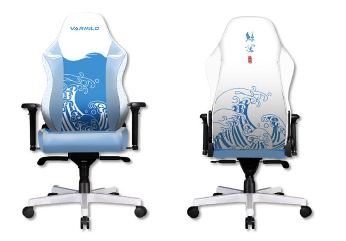 打破传统,西格尔为键盘艺术家阿米洛定制vwin365座椅