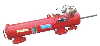 WFD—DM(卧式)系列自清洗水过滤器