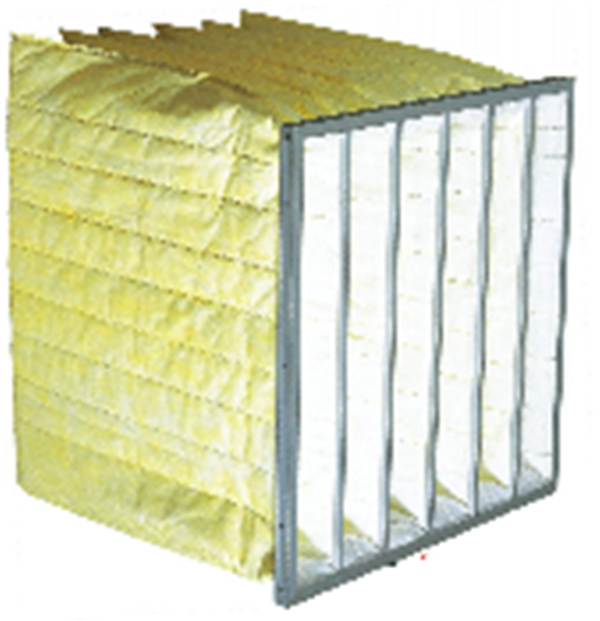 WFD-CD系列中/初效袋式空气过滤器