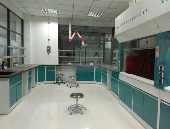 春凯设备实验室气体管路设计