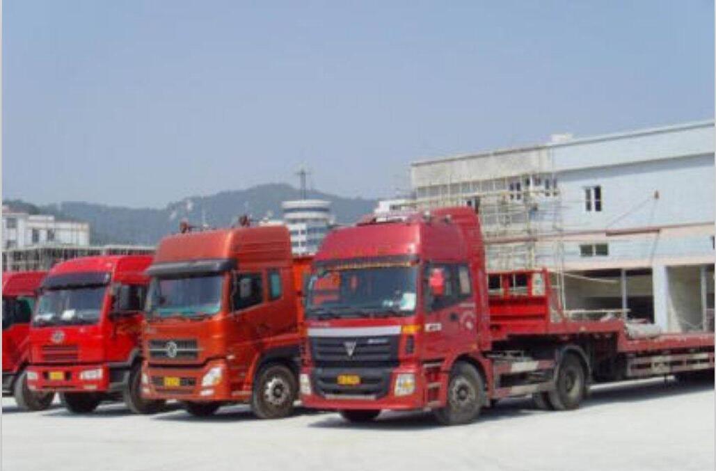 本公司拥有各种集装箱卡车50余辆,承接全国各地的集装箱运输业务