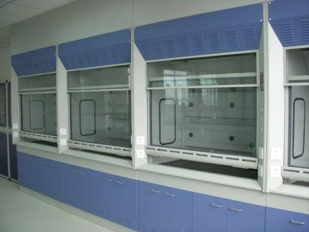 实验室通风系统的划分