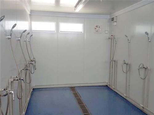 移动淋浴房