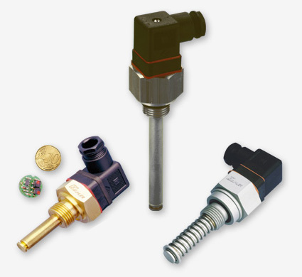 BUEHLER比勒MK2-G1/2、EK2-G1/2温度传感器TF-M/E-G1/2PT100温度变送器TF-M-VAL