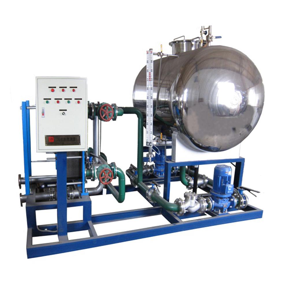 除盐水闭式循环冷却装置