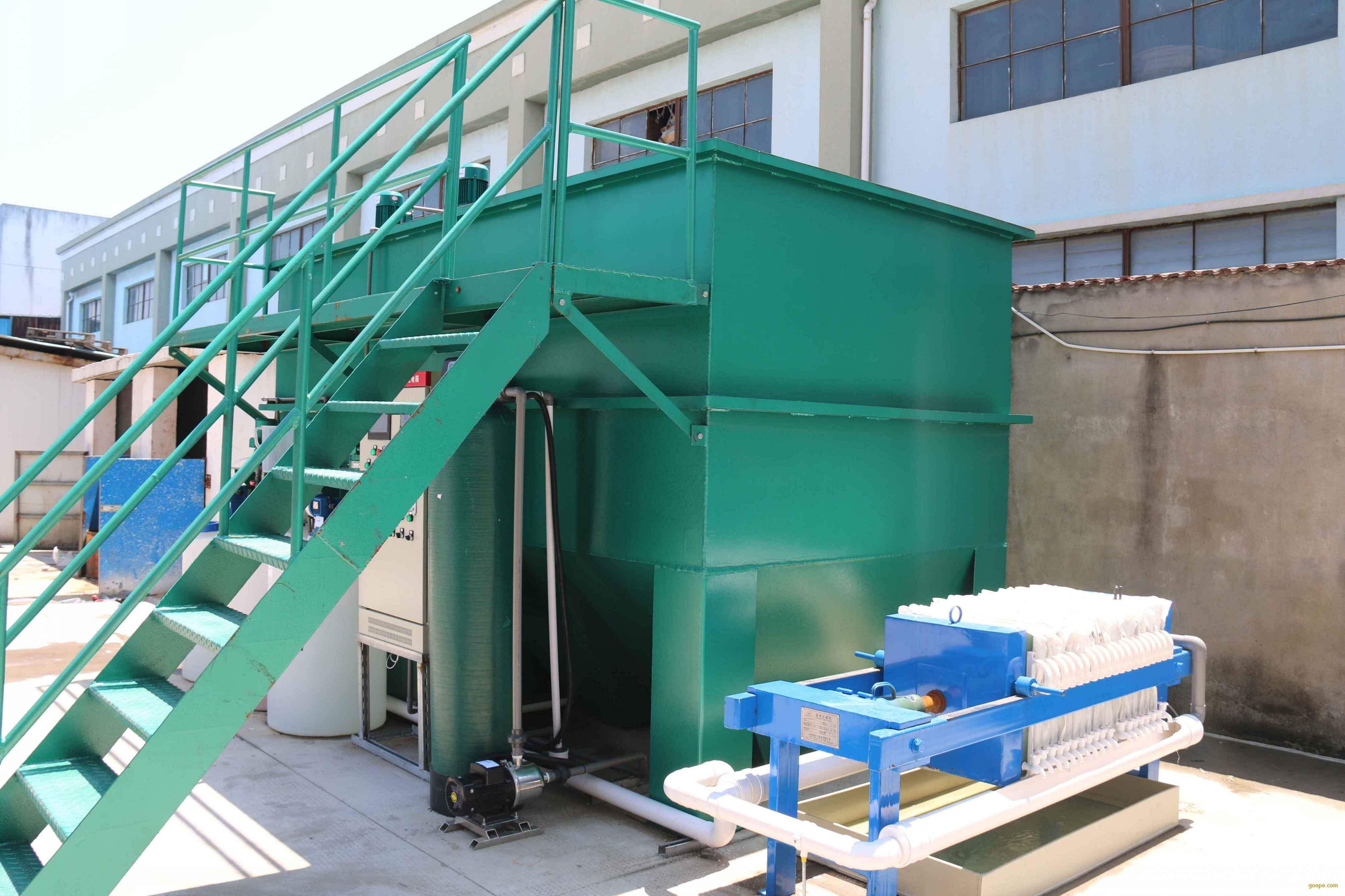 绿禾盛浅析电镀废水的来源及危害