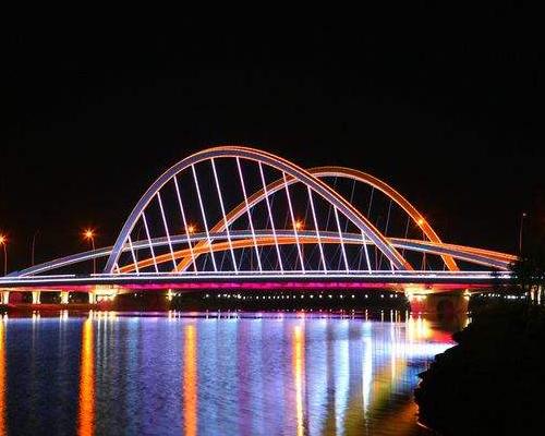 桥梁电缆施工照明工程