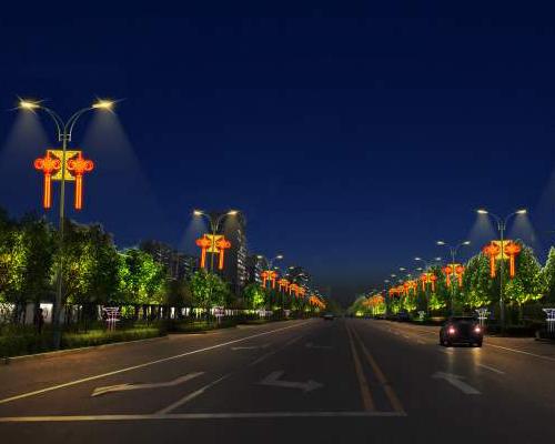 道路电缆照明工程
