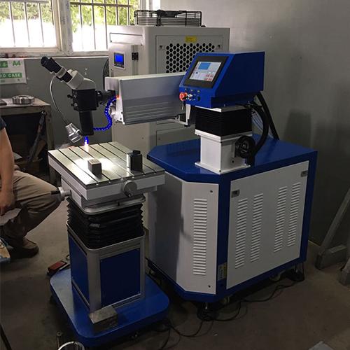 平面焊接机