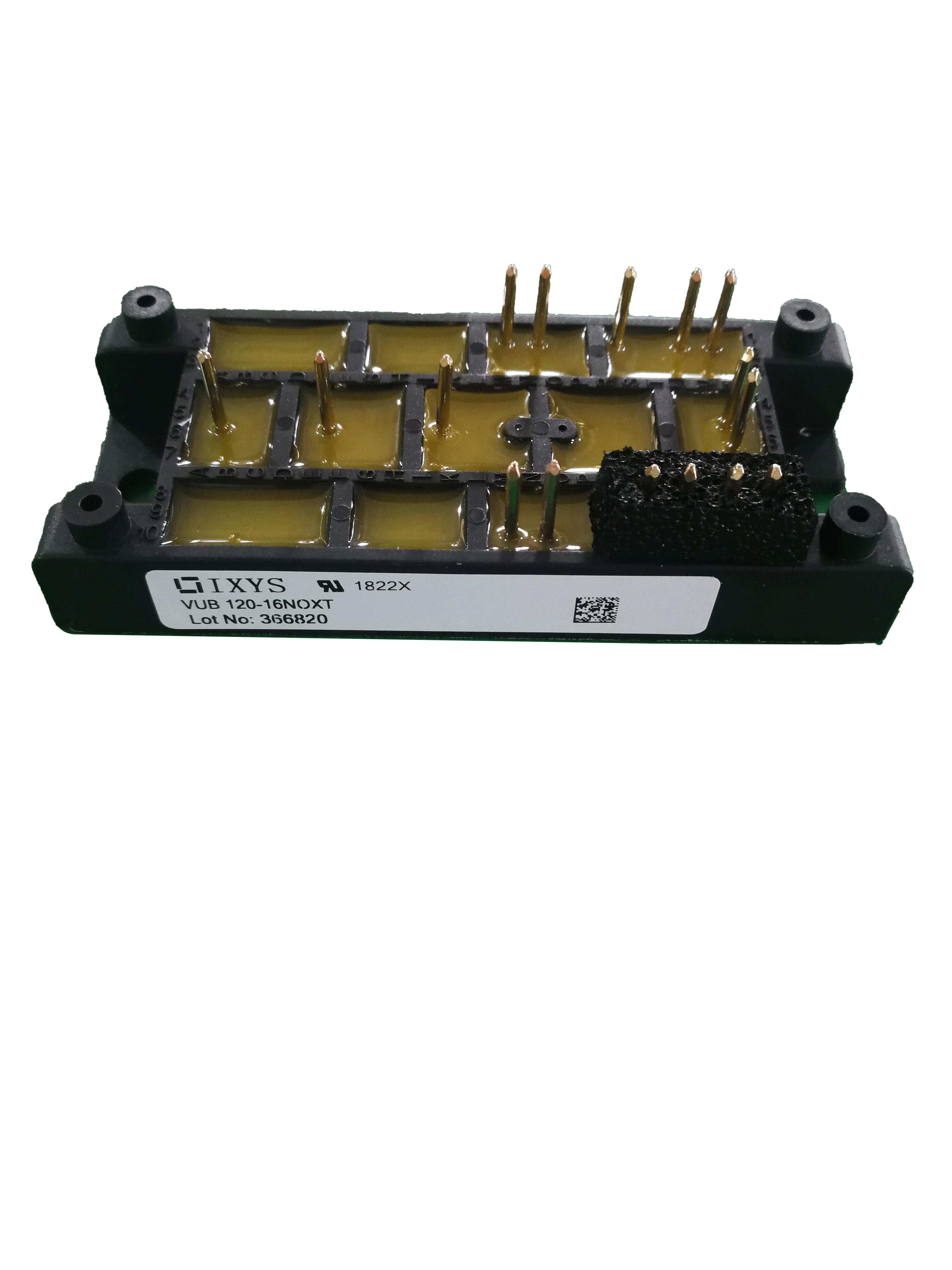 艾赛斯可控硅模块VUB120-16NOXT