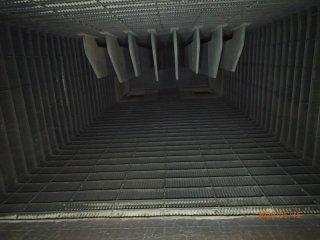 260吨锅炉防磨