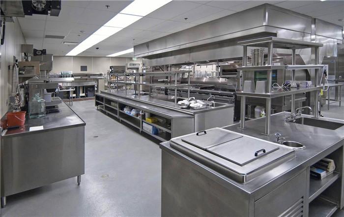 商用厨房设备未来的发展趋势