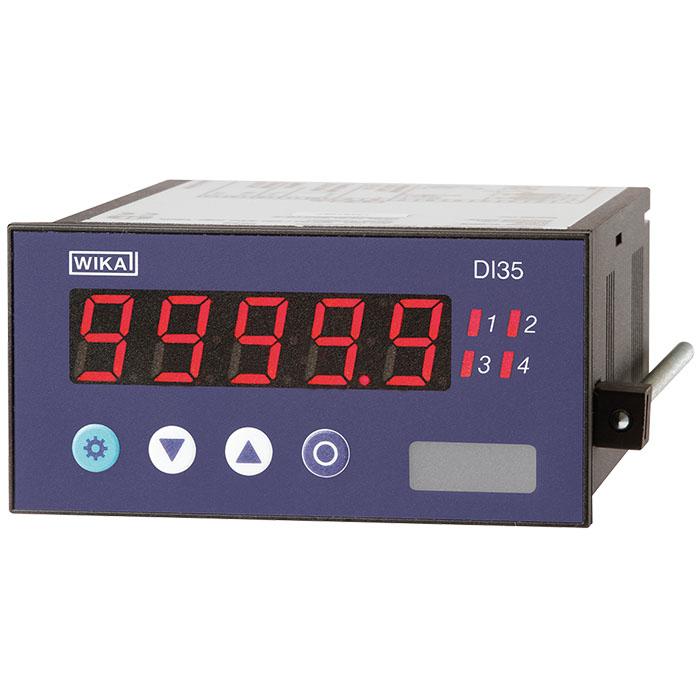 WIKA威卡DI10/DI25/DI30/DI35/DI32-1/TIF50/TIF52/DIH50/DIH52显示仪