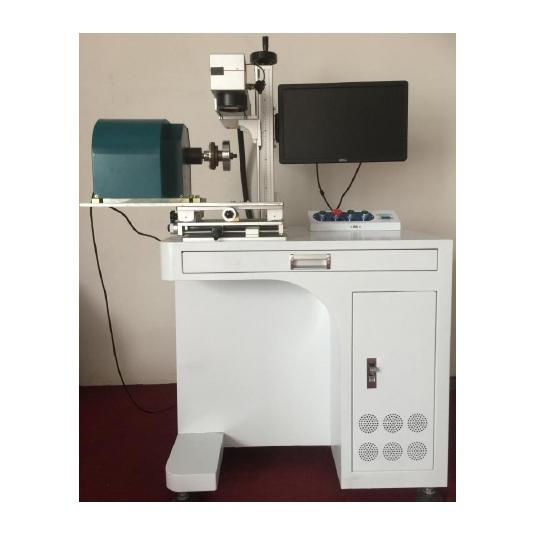 光纤激光印字轮机