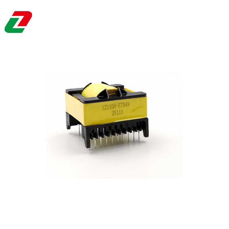ETD 系列 卧式高频变压器 焊机用驱动变压器 电源变压器 ETD49