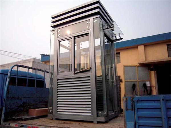 钢结构岗亭专业定制