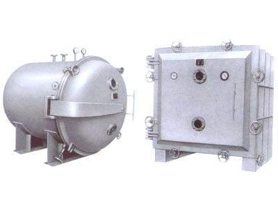YZG圆形静态真空干燥机的特征