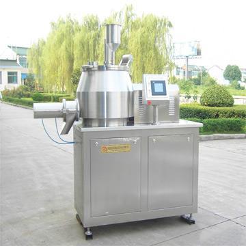 GHL高速混合制粒机(常州制粒设备厂家)