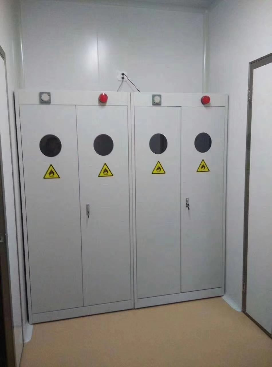 气瓶柜钢柜系列