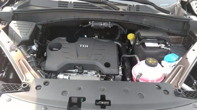 荣威RX5蓝色