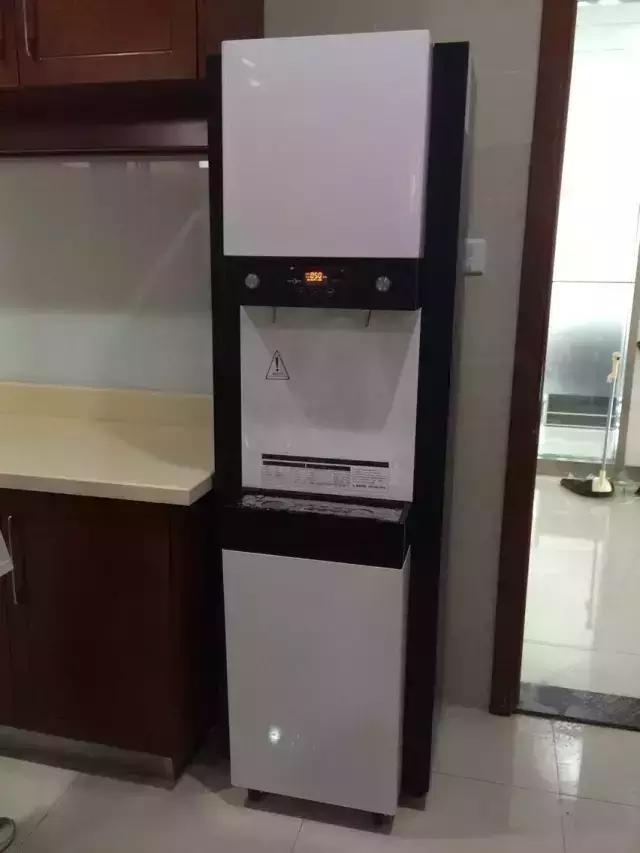 上海市胸科医院使用艾迪卫商用直饮机