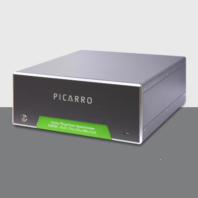 G2508 氧化亚氮 + 甲烷 + 二氧化碳 + 氨气 + 水汽 高精度气体浓度分析仪
