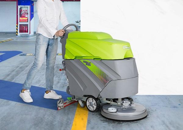 惊!洗地机与扫地机到底有啥不同呢?