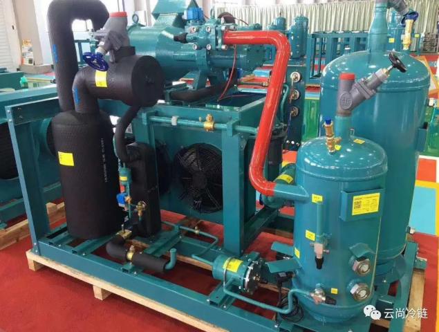 贵阳制冷设备两器生产厂~贵州众凌制冷设备有限公司