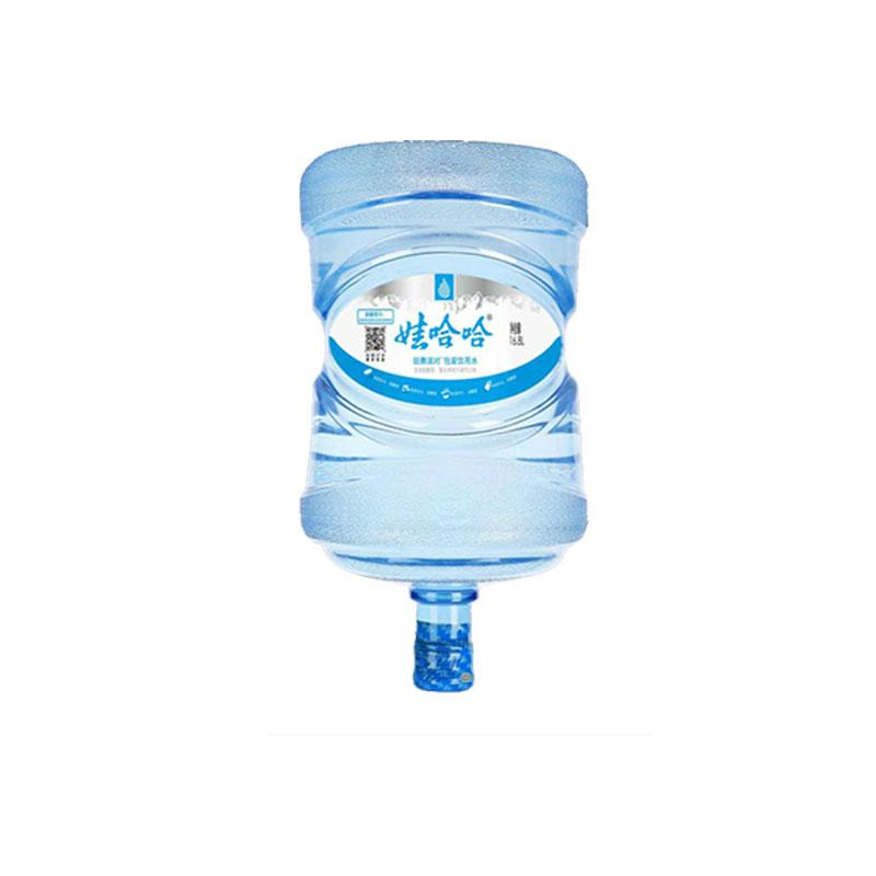 娃哈哈桶装矿物质水