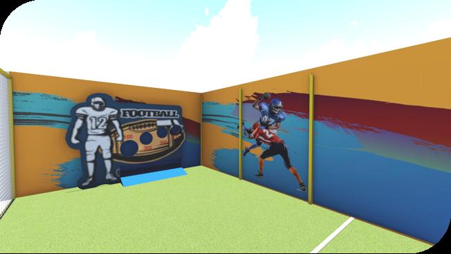 互动竞技--橄榄球