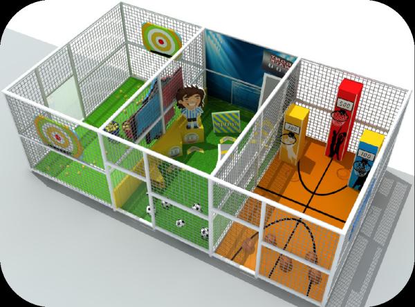 互动竞技乐园