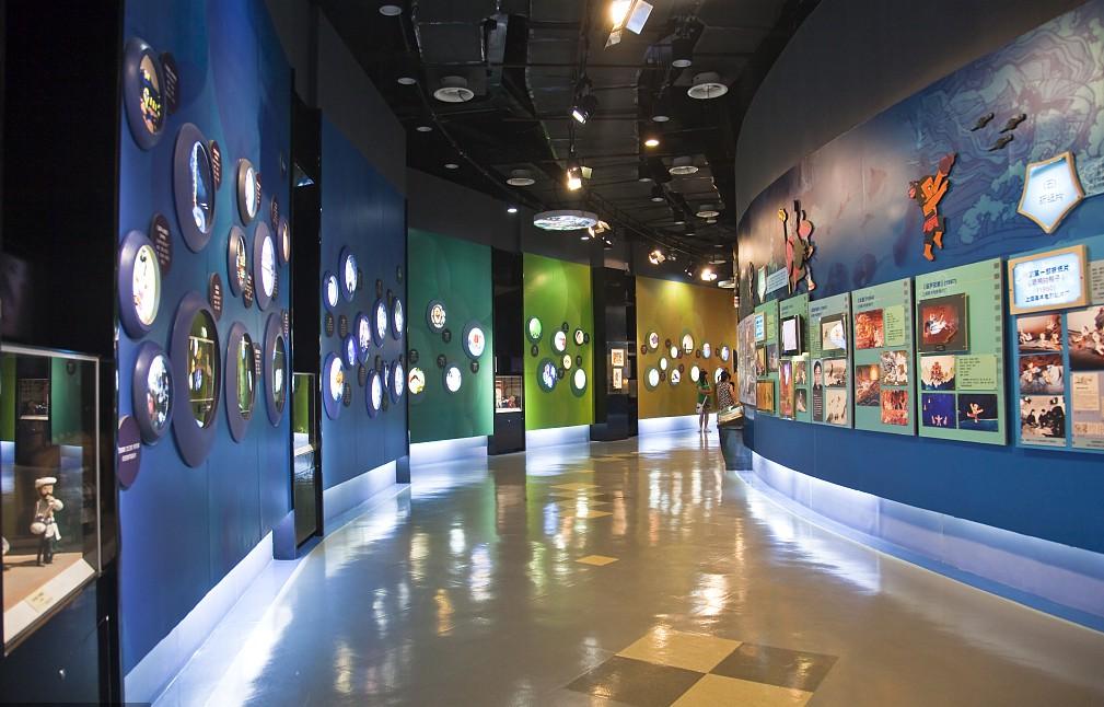 多媒体交互式展示展厅,你了解多少?