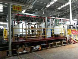 发动机厂切削液处理