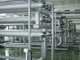 上海某外资企业乳化液处理工程